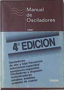 Manual de osciladores por Francisco Ruiz Vassallo