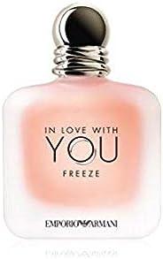 Emporio Armani In Love With You Freeze Eau de Parfum For Women, 100 ml