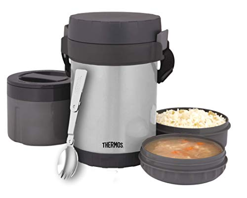 Thermos Food Flask, Stainless Steel 1.8l