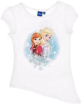Tee shirt Reine Des Neiges - 5 ans, Blanco