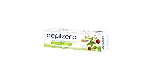 crema depilatoria ascelle e bikini idratante e protettiva con olio di jojoba 75 ml