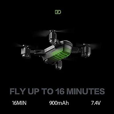 FDBF Mini GPS Drone With 110 Degree Wide Angle Camera 2.4G RC Quadcopter