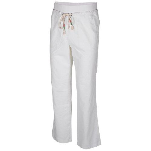Chiemsee edona, 1060407 pantalon pour femme Blanc - Blanc