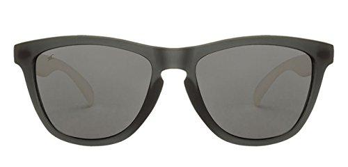 Fastrack Wayfarer Unisex Sunglasses (PC003BK3|Black) # image