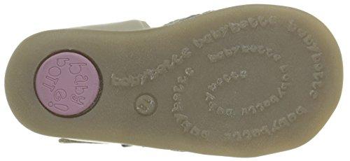 Babybotte Gaia, Chaussures Bébé marche bébé fille Beige (023 Beige)