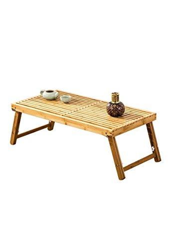 Bambus Faltbar Heben Wohnzimmer Teetisch Laptop-Tische