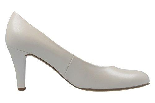 Gabor 65-210 Scarpe col tacco Bianco