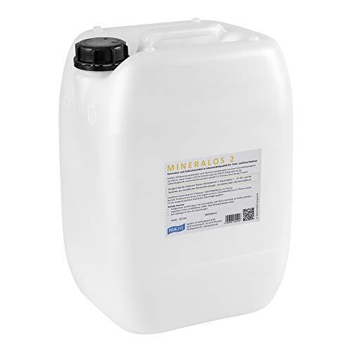 MINERALOS 2 Dosierlösung 20 Liter (Alternative zu BWT Mineralstoff Cillit Quantophos F2 FE/Impulsan H2 HE)