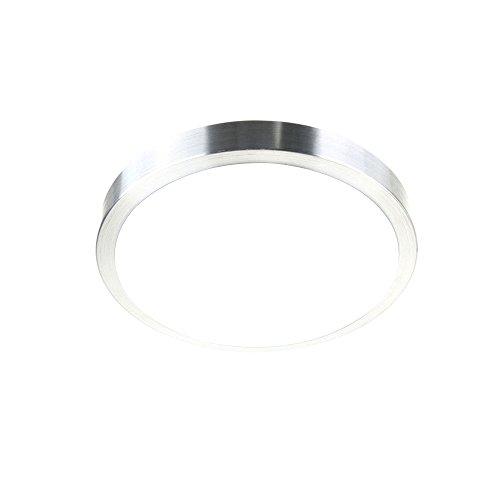 SAILUN 15W LED Panel Kaltweiß Moderne Deckenlampe Wandlampe Energiespar Deckenleuchte für Wohnzimmer, Korridor, Wand, Bad und Decke Schlafzimmer Küche Licht (Kaltweiß)