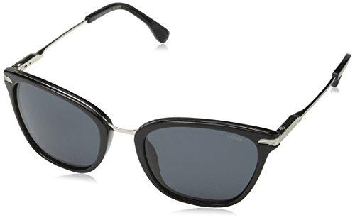 Lozza Damen Sonnenbrille Sl4078M, Grau (Shiny Black), Einheitsgröße