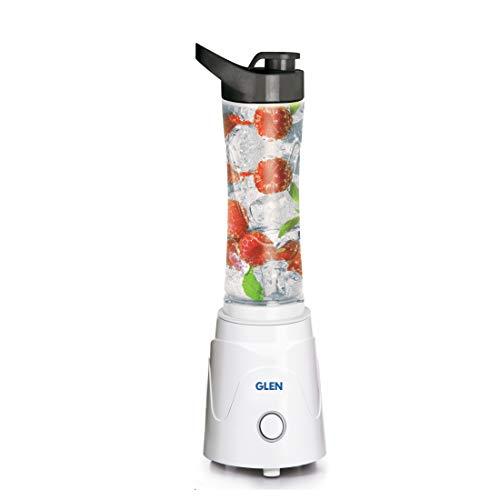 GLEN 4047 I Mixer Blender with Powerful 350 W Motor, 600ml Capacity (White)