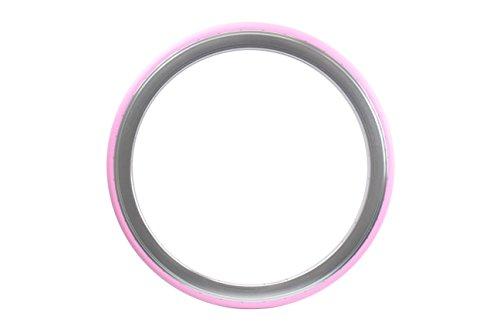 700 x 23C Tannus Vollgummireifen Slicks Fixie Singlespeed Reifen Rennrad, Farbe:pink