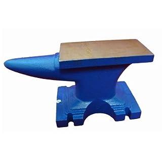 Toolzone Quality Blacksmith Metal Working Anvil - Large 11kg (24lb)
