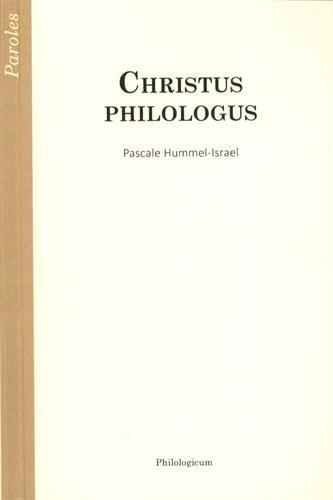 Christus philologus