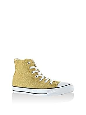 Sneakernews Baratos Converse Sneaker Alta all Star Hi Textile Glitter Oro EU 36.5 (US 6) Para El Buen Outlet De Venta Barata Espacio Libre Para Barato Compras Para La Venta OWLXX2kbG