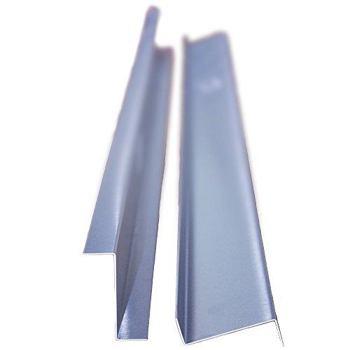 Aluminium Z-Profil 20/60/20 Länge 2 Meter, Haus und Gartenprofil HG 7