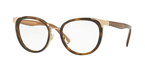 Versace 0Ve1249 Brillenhalterung, Havana, 52