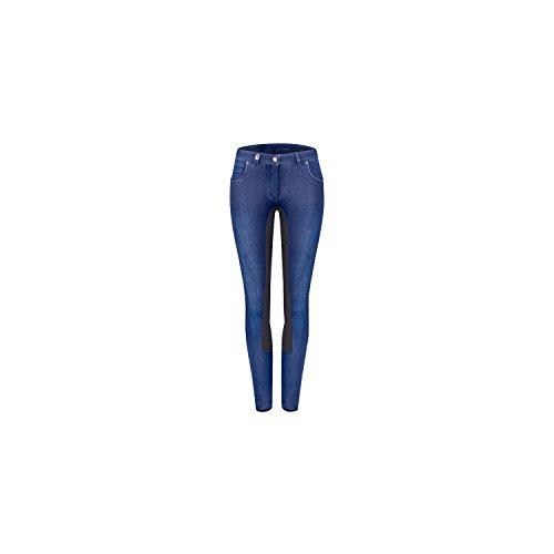 Cavallo Reithose Caro GRIP blue-darkblue HW17, Cavallo17_HW_2017_Groessen:40