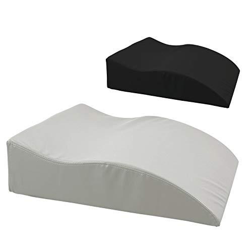 Vivezen ® Coussin rehausse jambes pour table de massage ou autre. - 2 coloris - Norme CE