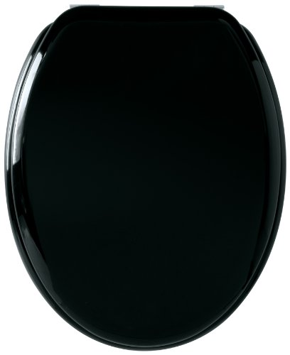 Gelco Design 707265 - Sedile WC Sweet, Colore: Nero