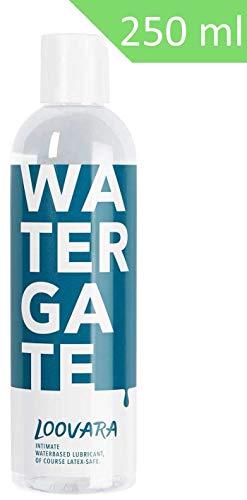 Loovara Watergate - Gel lubricante base agua | máxima
