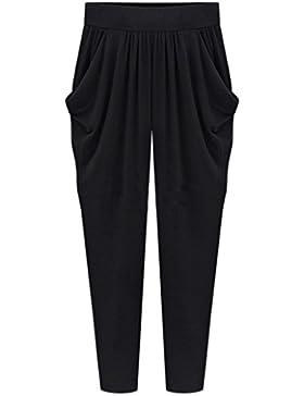 Pantalones de mujers Tallas Gran