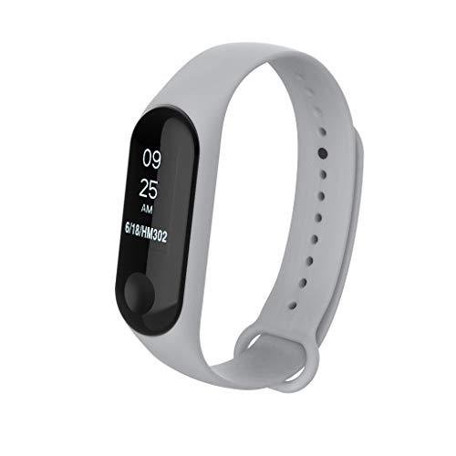 Reloj Xiaomi Band 3, Zolimx Nuevo Silicio