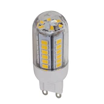 G9 4W LED Lampe Blanc Chaud Ampoules lumiere Spot Eclairage lumiere Energy Saving