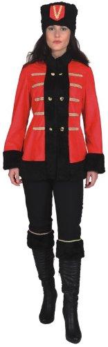 Für Erwachsenen Kostüm Kosaken - Kosaken Kostüm Damen Gr 42