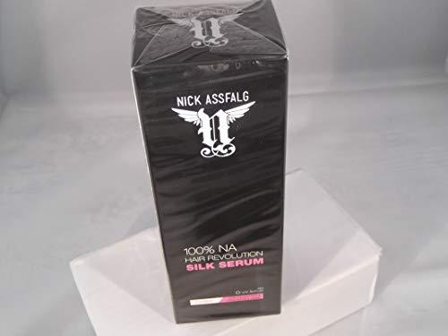 Nick Assfalg 100% Hair Revolution Silk Serum