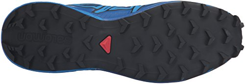 Blu Depth 4 Speedcross Running Black Blue Scarpe Cs Blue da Salomon Trail Bright Uomo f8qvZZw