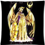 B Lyster shop Athena Saint Seiya Cotton & Polyester Soft Zippered Cushion Throw Case Pillow Case Cover