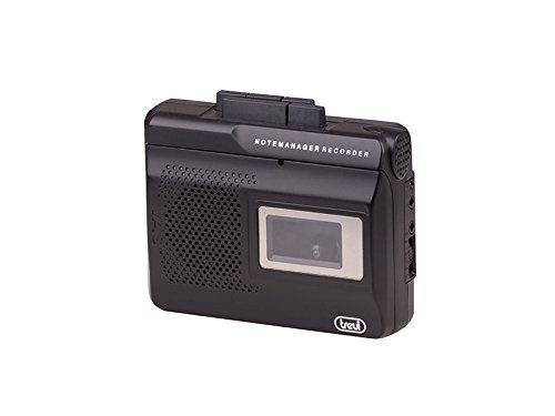 Trevi CR 410dictaphones Speicher-Art: Kassette sténo, Sprachaktivierung