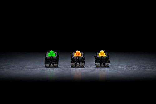 Razer Blackwidow Chroma V2 Taktile & Klickende Mechanische Gaming Tastatur (Razer Green Switches, RGB Beleuchtet & voll programmbierbar mit 5 Macrotasten) - 4