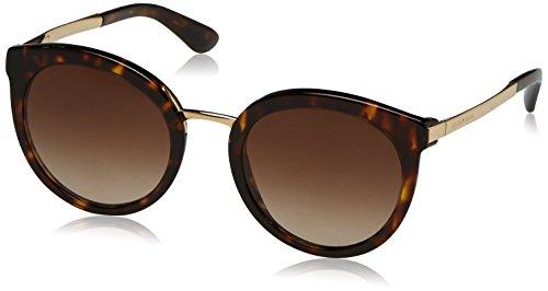 dolce-gabbana-unisex-sonnenbrille-dg4268-schwarz-black-gold-502-13-one-size-herstellergre-52