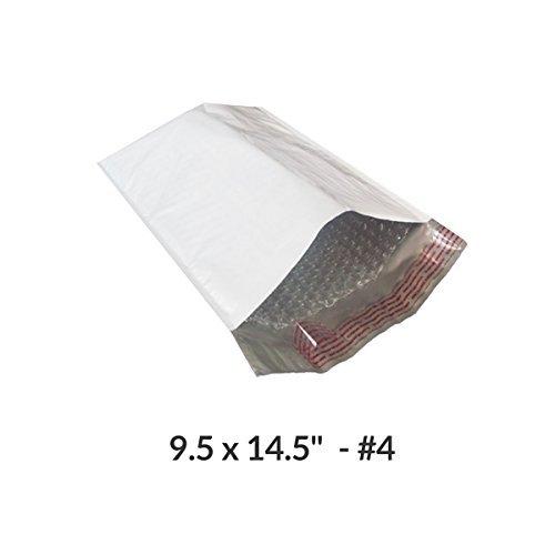 Poly Blase Mailer Protected 24,1x 36,8cm # 4-100Stück (Mailer Poly 10x12)