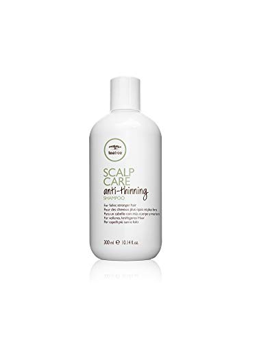Paul Mitchell Anti-Thinning Shampoo - Hair-Growth Shampoo,1er Pack (1 x 300 ml)