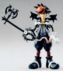 Disney Magical Collection #92 Kingdom Hearts Sora Halloween Town Version Figure (japan import) (Halloweentown Kingdom Hearts)