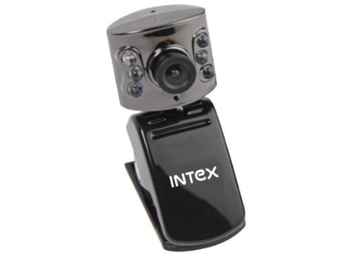 Intex PC Webcam Night Vision 600K (IT-305WC)