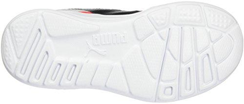 Puma Unisex-Kinder Duplex Evo Ps Low-Top Mehrfarbig (glacier Gray-puma Black 01)