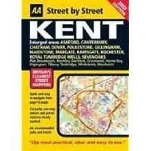 Kent Maxi (AA Street By Street Maxi)