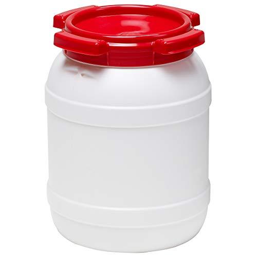 Tonnelet 6 litres - fût conteneur en plastique cuve bidon alimentaire