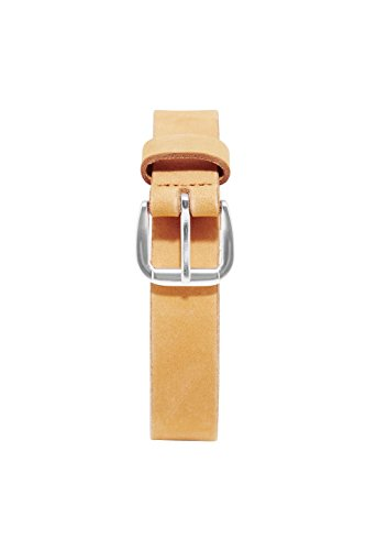 Esprit Accessoires 078ea1s007, Cinturón Mujer, Amarillo (Honey Yellow 710), 100 (Talla del fabricante: 85)
