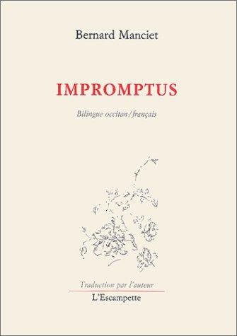 Impromptus (bilingue occitan /