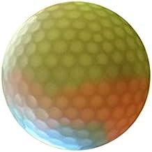 Bloomma Bola del Resplandor del Golf, Golf De La Iluminación del LED 2Pcs LED Pelota