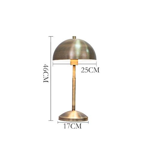 personnalité simple Nordic Creative Mode Décoration chinoise moderne Minimaliste Table Lamp Chambre chevet étude américaine Lampe