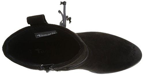 TAMARIS 1-1-25014-23 001, Stivali Donna Nero (Schwarz (BLACK 1))