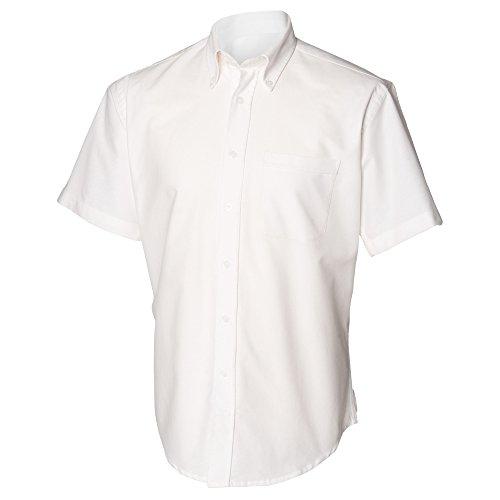 Henbury - Chemise à manches courtes - Homme Blanc
