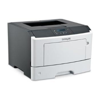 Lexmark MS312dn - Impresora láser, Color Negro y Gris ...