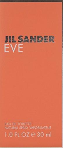 Jil Sander Eve femme / woman, Eau de Toilette, Vaporisateur / Spray, 1er Pack (1 x 30 ml)